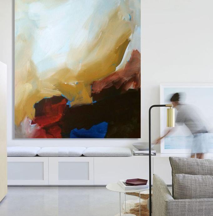 Mejores 10 imágenes de Custom Art Handmade Original Abstract ...