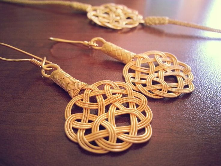 Kazaziye earrings from Trabzon Esa