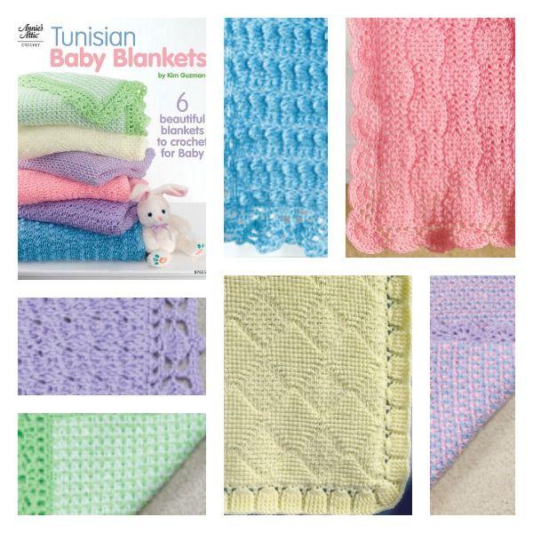 Easy Tunisian Crochet Baby Blanket Pattern : Best 25+ Tunisian baby blanket ideas on Pinterest