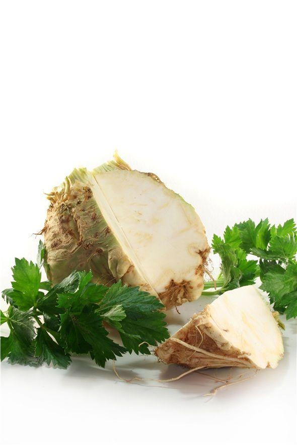 Kereviz: Antioksidan olup, sindirim sistemini rahatlatıcı bir etkiye sahiptir.