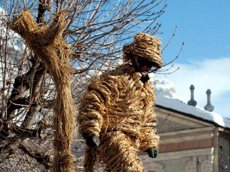 L'orso di segale - #EcoMuseo della #segale -