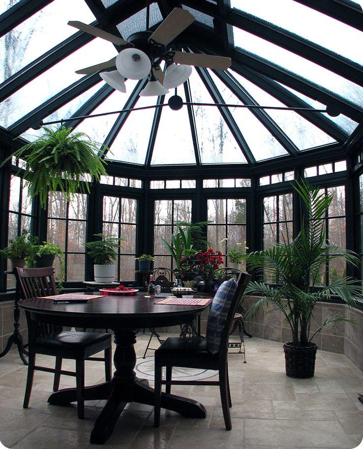 60 best images about solarium atrium observatory on for Atrium garden window