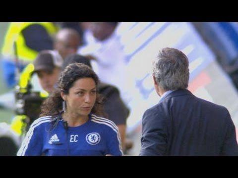 New footage of Jose Mourinho & Eva Carneiro confrontation