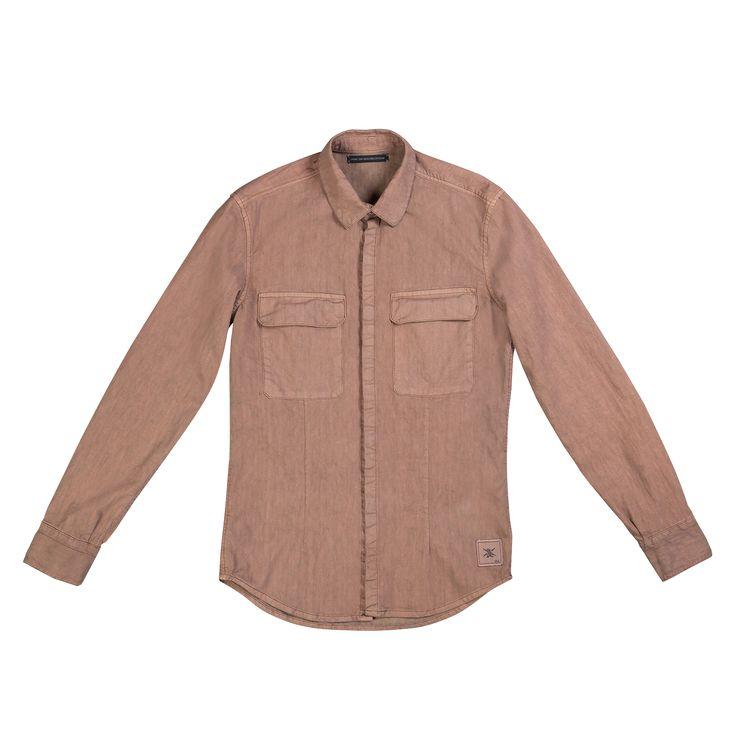 Мужская рубашка XM 11A