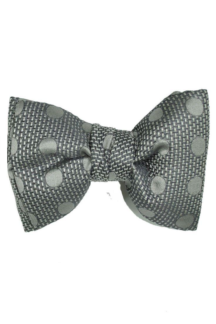 Cravate Auto Cravate Arc - Solide Encoche De Tissage Oxford Beige Foncé yzZyTL