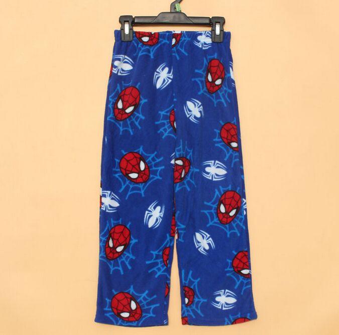>> Click to Buy << Autumn Winter Boys Spider-Man Pajamas Pants Children Cartoon Spider Pajamas Pants Kids Sleepwear Pants Clothing #Affiliate