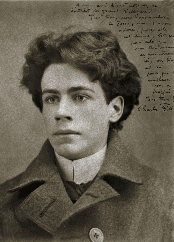 Émile Nelligan, 1899