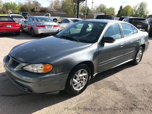 2004 Pontiac Grand Am 4dr Sedan SE1 - Click to see full-size photo viewer