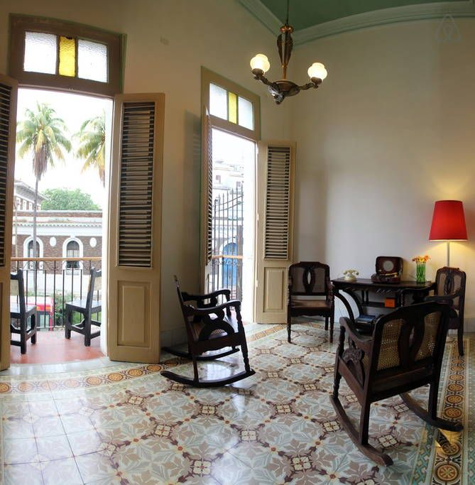 Check out this awesome listing on Airbnb: Coabana Hostal - Houses for Rent in La Habana
