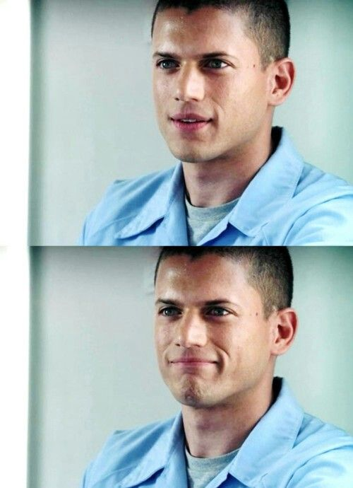 no one has no idea how much I am in love with Wentworth Miller!!!!!!!!!!!!