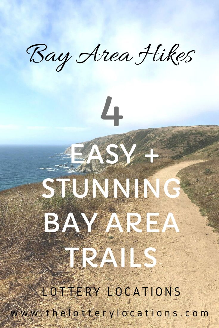 Four easy bay area hikes that boast stunning views the