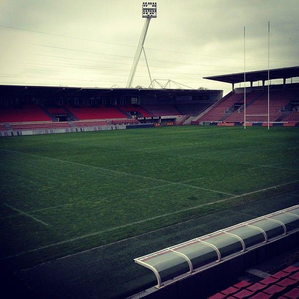 Stade Ernest Wallon à Toulouse, Midi-Pyrénées