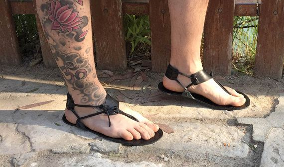 Hand-made,High Quality Genuine leather running sandals. Astir barefoot are made from leather and they utilize a very unique lacing style. The lace