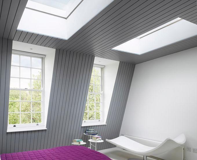 13 best mansard interiors images on pinterest bedrooms for Mansard room