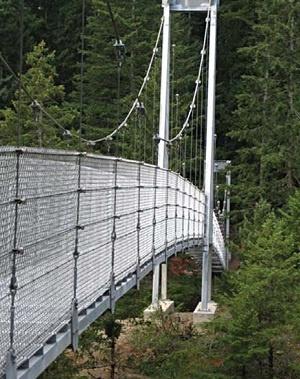 Top Bridge Regional Trail, Rathtrevor Beach Provincial Park, bike? Parksville