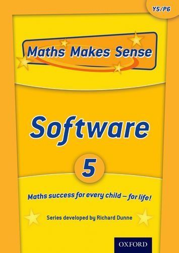 Maths Makes Sense: Y5: Software Multi User by Richard Dunne (2011-11-03)