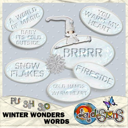JQD Winter Wonders Words