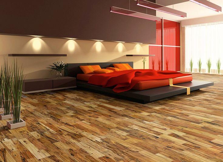 Stylish Hardwood Floor Refinishing Ideas For Bedroom