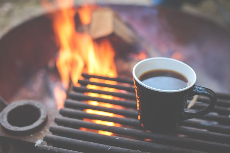 As the sun rises and the coffee pot boils, there is no finer way to wake yourself up more than a peacefully than a morning Grill.