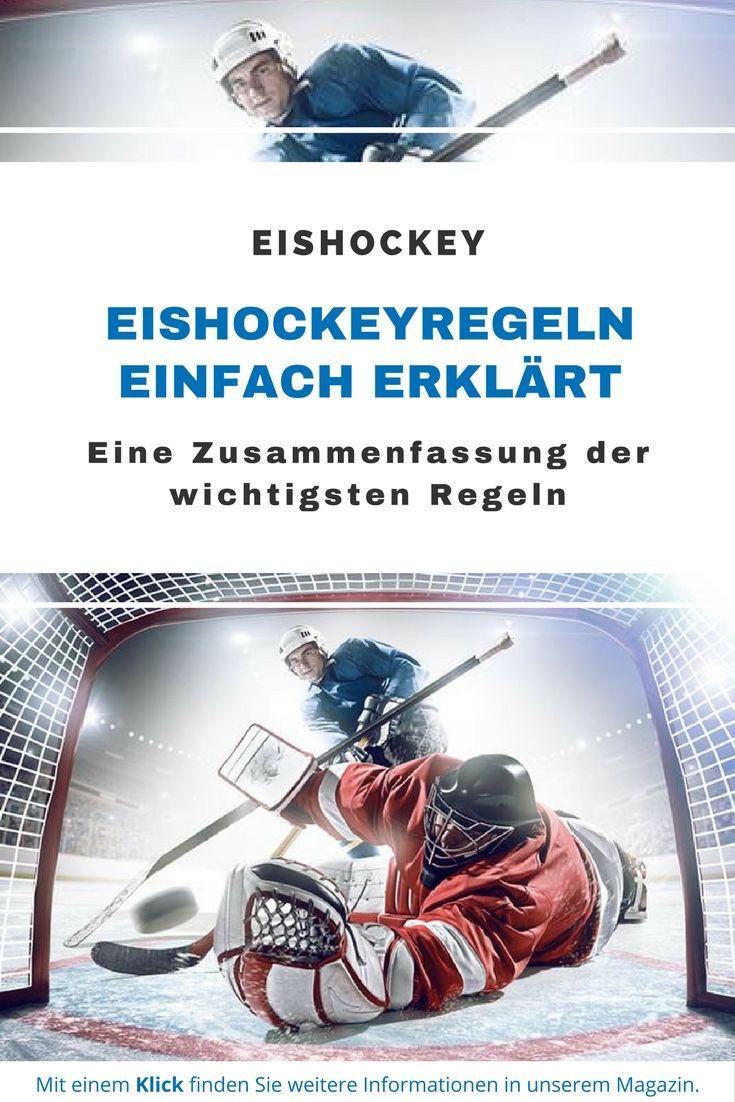 Sie gehen das erste Mal ins Eishockeystadion und haben keinen Schimmer davon, was Sie dort erwartet? Dann sind Sie hier genau richtig! Wir geben eine kompakte Zusammenfassung der wichtigsten Eishockeyregeln, ohne dabei zu sehr ins Detail zu gehen.