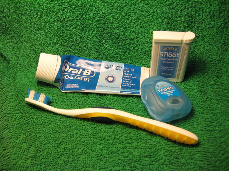 Hampaiden terveys vaikuttaa koko kehon hyvinvointiin.