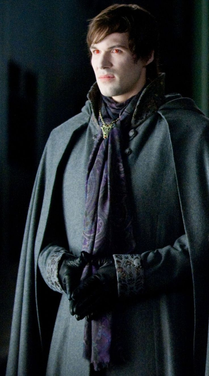 Felix (played by Daniel Cudmore) is a member of the Volturi guard, but possesses no other special talent than his superior physical capabilities