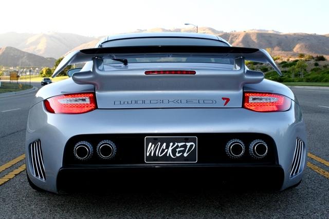2001 Porsche 911 Carrera GT