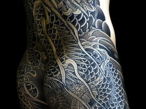 74 best images about dragon tattoo japanese on pinterest. Black Bedroom Furniture Sets. Home Design Ideas