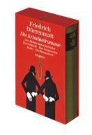 Friedrich Dürrenmatt     Die Kriminalromane     Hardcover Leinen, 992Seiten   € (D) 28.90 / sFr 39.90* / €(A)29.80