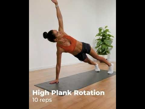 bbg beginner fullbody workout you can do at home