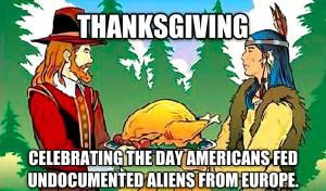 15 Humorous Memes and Cartoons on Immigration Reform: Feeding Undocumented Aliens from Europe
