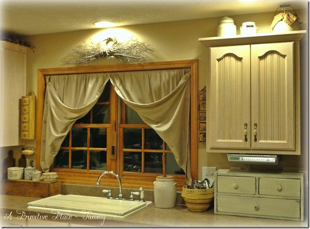 Pinterest the world s catalog of ideas for Farmhouse kitchen window treatments
