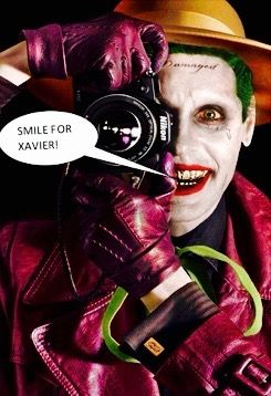 Smile For Xavier! #SmileForXavier!