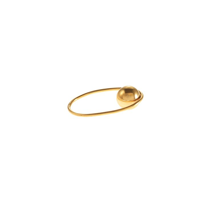 SOLAR / INSIDE RING / GOLD