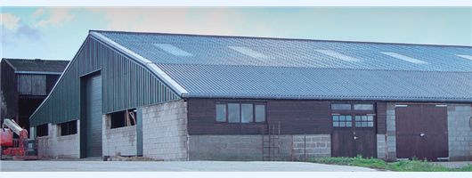 FILON lightweight GRP Over-Roofing system for roof refurbishment