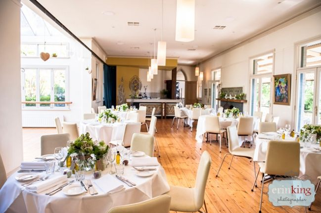 The Convent Gallery Wedding Reception