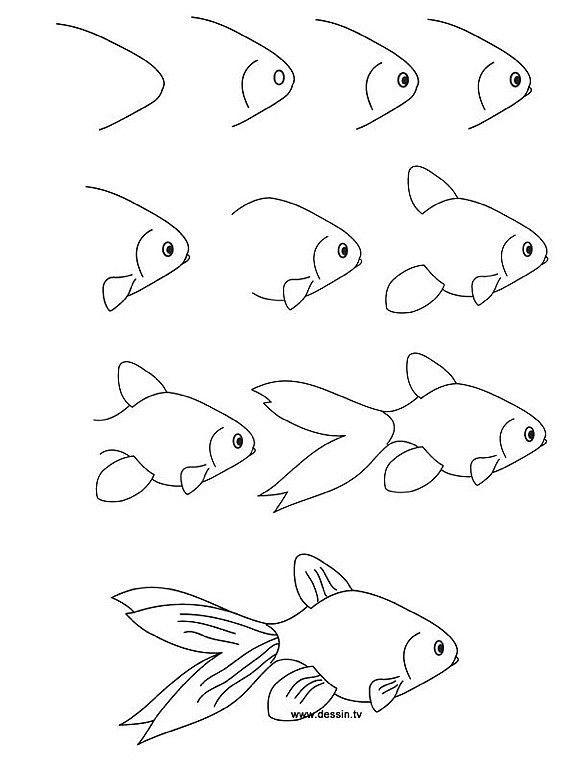 картинки схематических рисунков истории это цикл