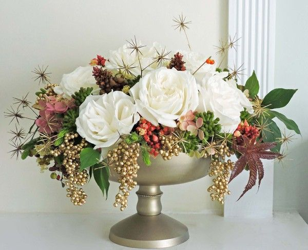 Best images about wedding table centerpieces white low