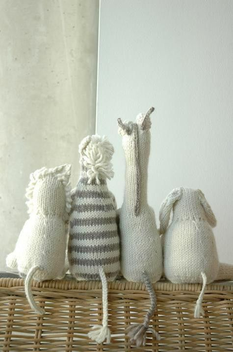 Knitting Patterns For Animals : Knitting pattern for safari animals crafty Pinterest