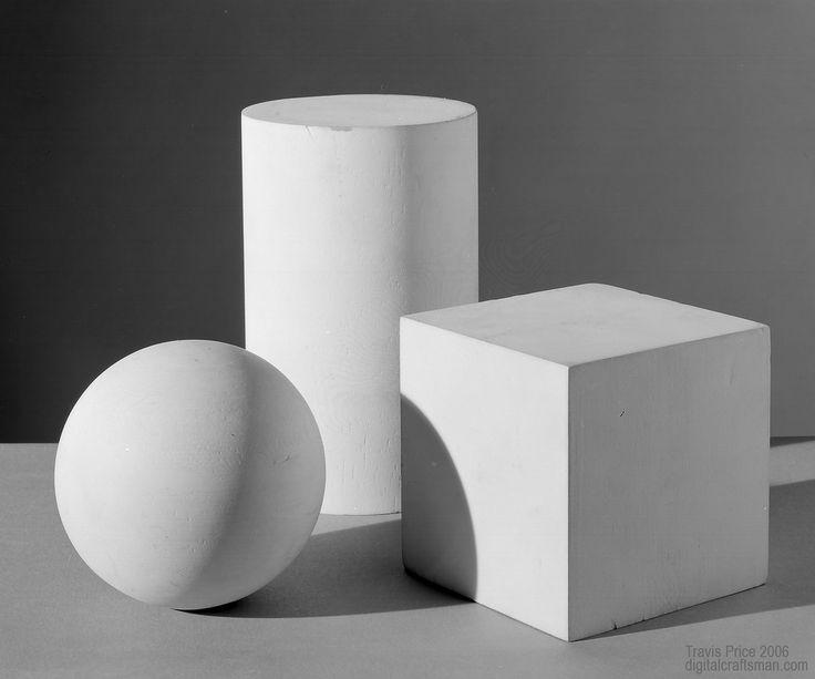 Ball Cube & Cylinder Assignment by Travis Price https://www.flickr.com/photos/digitalcraftsman/136755126/