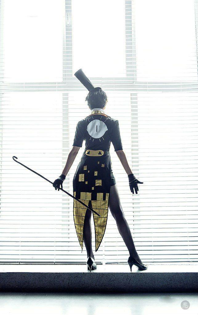 "cosplayblog: "" Bill Cipher (Human version) from Gravity Falls ""  Cosplayer: Jerichon [DA | TM | VK | IN] Photographer: Aku Photography "" """