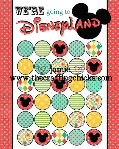 78 images about disney printables borders photo for Countdown chart template