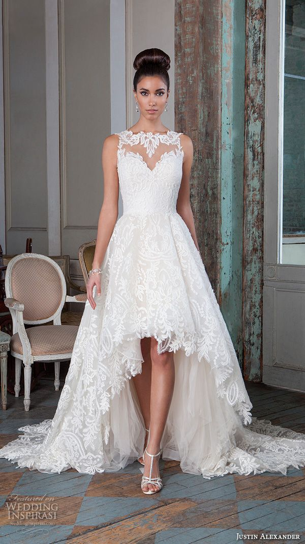 Justin Alexander Signature Spring 2016 Wedding Dresses | Wedding Inspirasi
