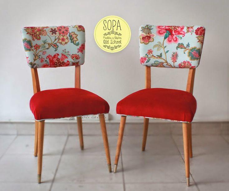 M s de 1000 ideas sobre sillas tapizadas en pinterest for Sillas con apoyabrazos tapizadas