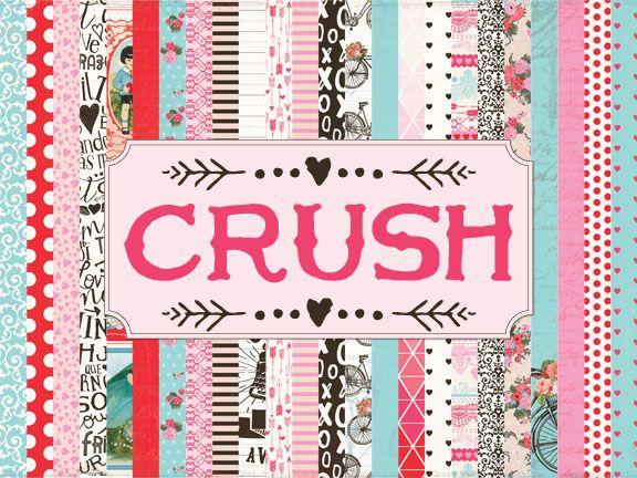 Hallo Allemaal,  Nu te koop bij Scrapamoment de nieuwste collectie van Authentique genaamd Crush :   Authentique Paper-Crush Cardstock Die Cuts: Circles & Scallops. Een leuk accent toe te voegen aan het papier crafting project! Dit pakket bevat een 6x4 inch plaat met tien dubbelzijdig cirkel en coquille gestanste stukken. Made in USA.  En al direct leverbaar neem snel een kijkje :  http://www.scrapamoment.nl/nieuwe-producten.html?manufacturer=276  Groetjes,  Monique