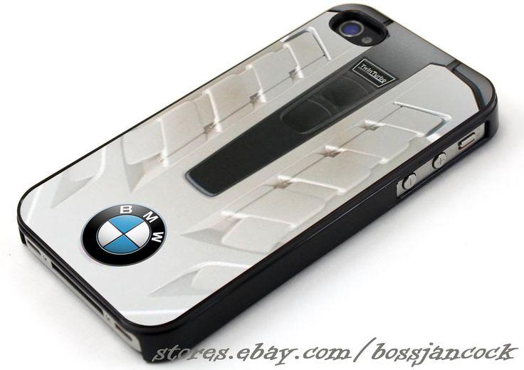 BMW 750li Twinturbo V8 Engine iPhone 4 4s 5 5s 5c 6 6 plus, Samsung Galaxy Case #UnbrandedGeneric