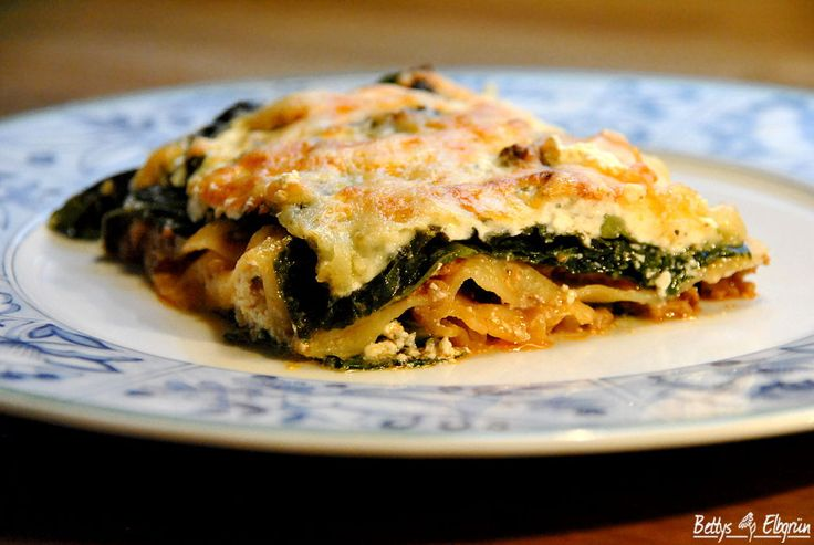 Wirsing-Lasagne - Powered by @ultimaterecipe
