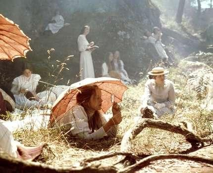 Picnic at Hanging Rock, in my top 5 of favorite films list.: Film, Peter O'Toole, Summer Picnics, Picnics At Hanging Rocks, Rocks 1975, Movie, Picnics Collection, Peter Weir, Picnics Galleries