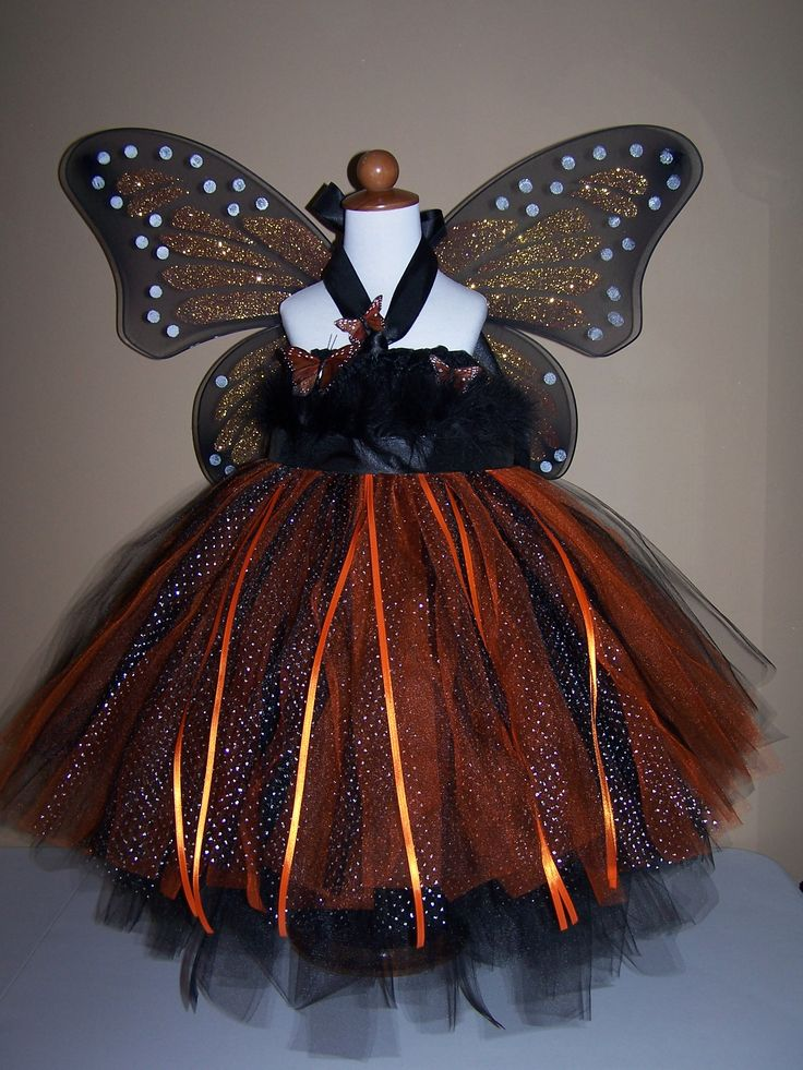 monarch butterfly tutu dress costume www.facebook.com/tessastutus