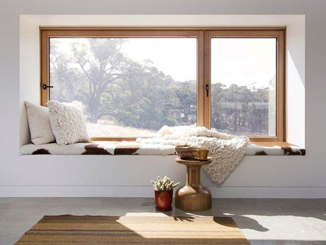 10 redenen om je vensterbank om te toveren tot het perfecte wegdroomhoekje - Ramen en deuren - Livios